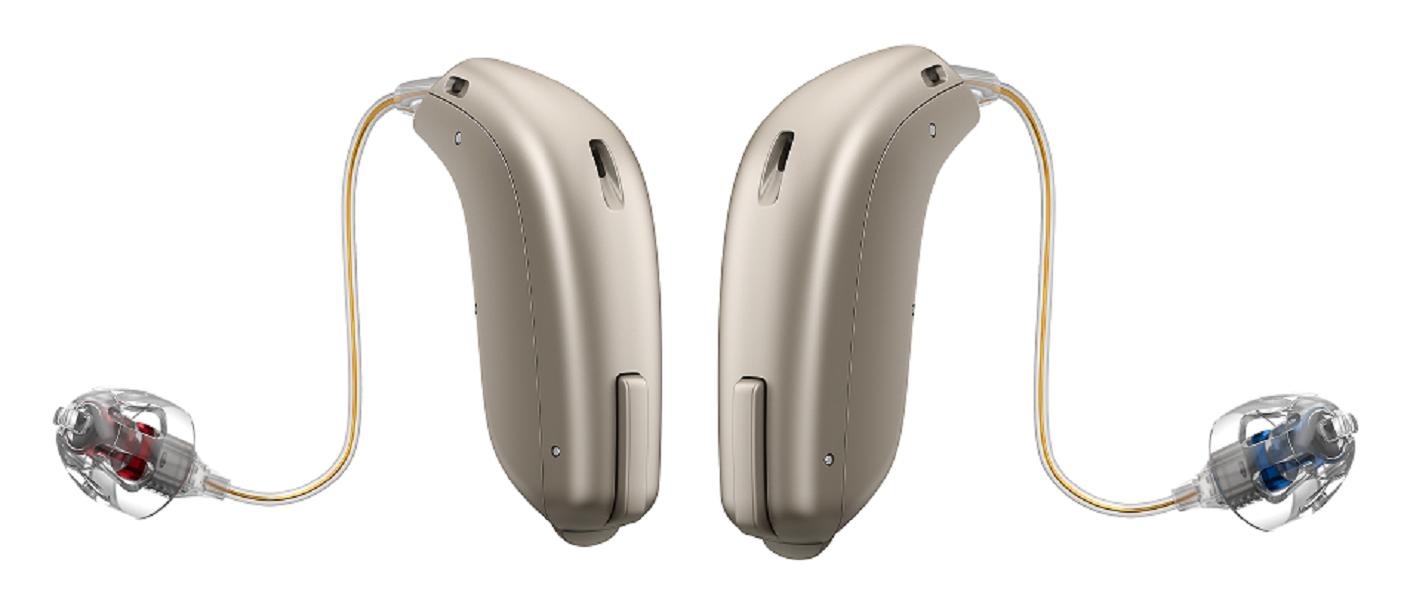 Máy trợ thính Oticon Geno MiniRITE- Công nghệ xử lý tính hú tối ưu