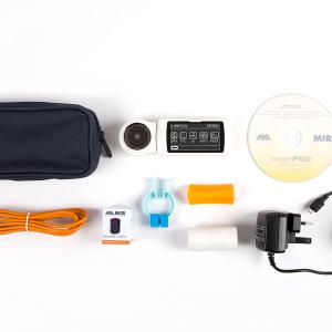 Máy đo dung tích phổi Spirodoc