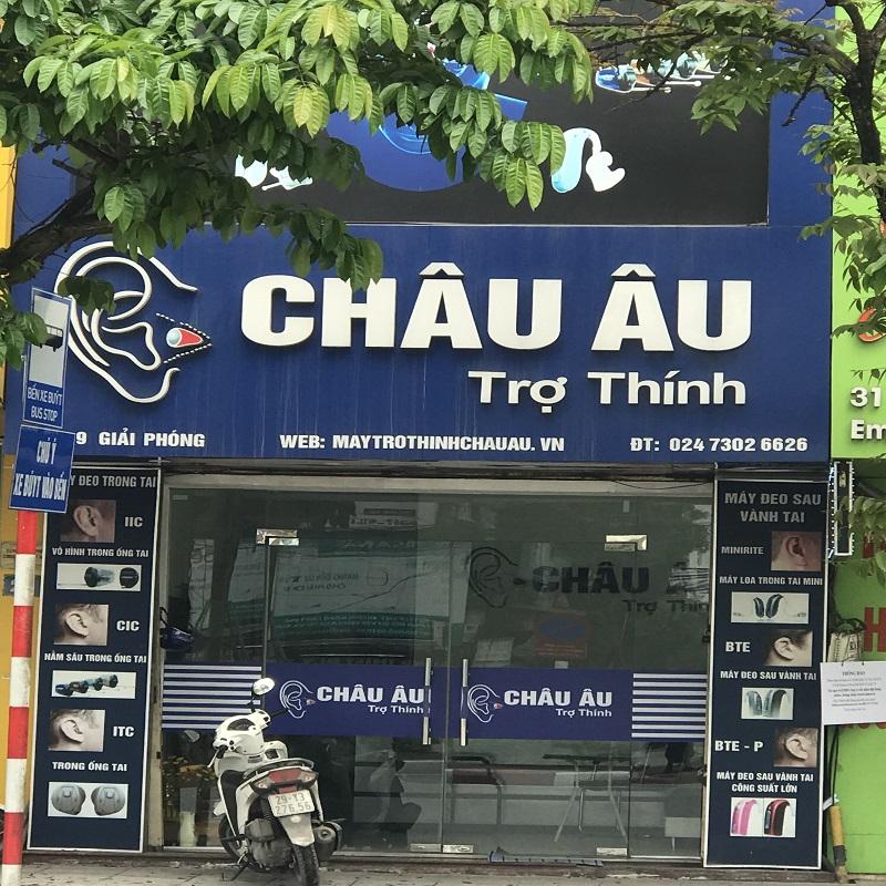 Trợ Thính Châu Âu- địa chỉ cung cấp máy trợ thính uy tín tại Hà Nội