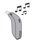 Bật máy trợ thính