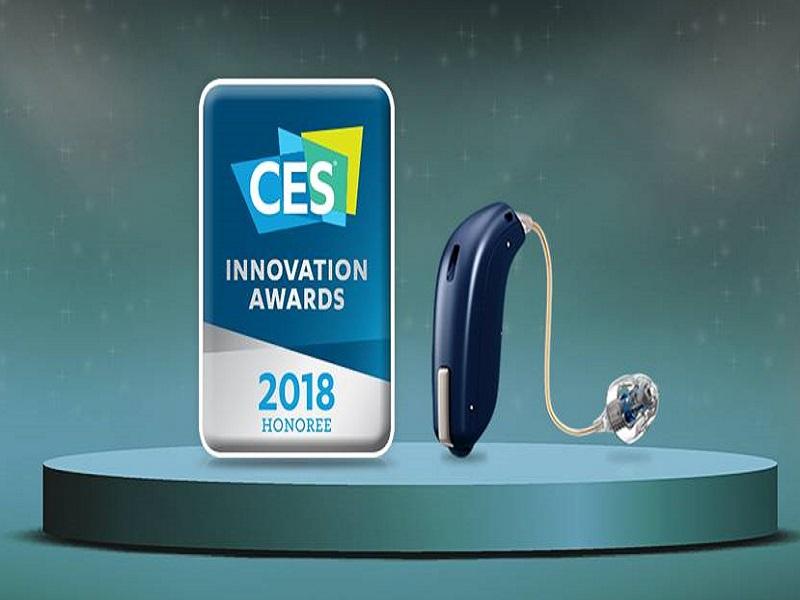 Máy trợ thính Oticon đạt giải thưởng sản phẩm công nghệ nổi bật 2018