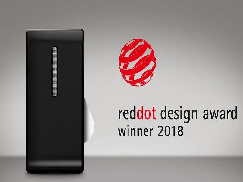 Giải thưởng thiết kế nổi bật 2018