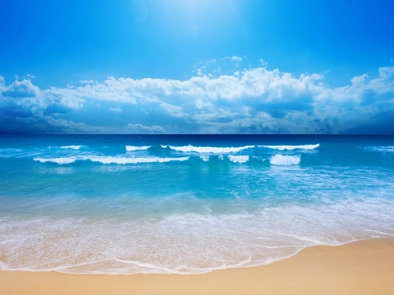 Âm thanh tiếng sóng biển