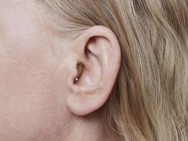 Máy trợ thính nằm trong ống tai Oticon Siya 1 CIC