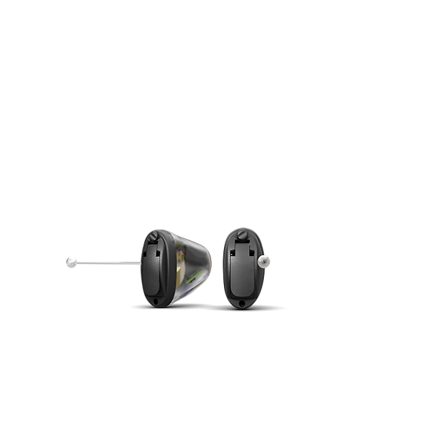 Máy trợ thính vô hình trong ống tai