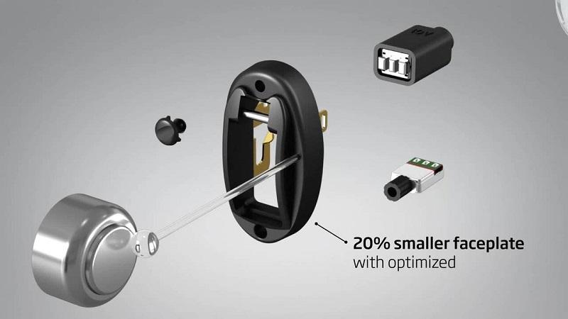 Cấu tạo và những chức năng của các bộ phận thiết bị máy trợ thính