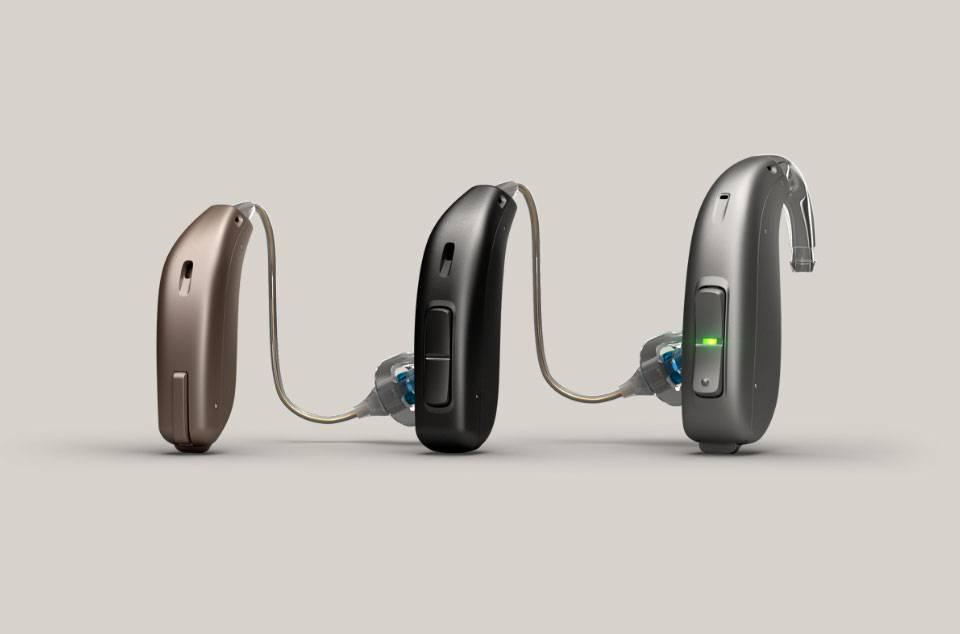 Máy trợ thính Oticon OPN S3 miniRite sử dụng pin sạc tiện dụng