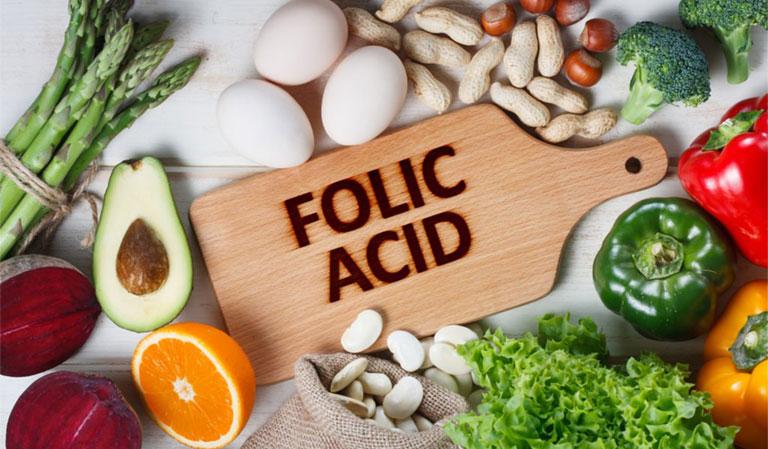 Thực phẩm chứa nhiều Folate