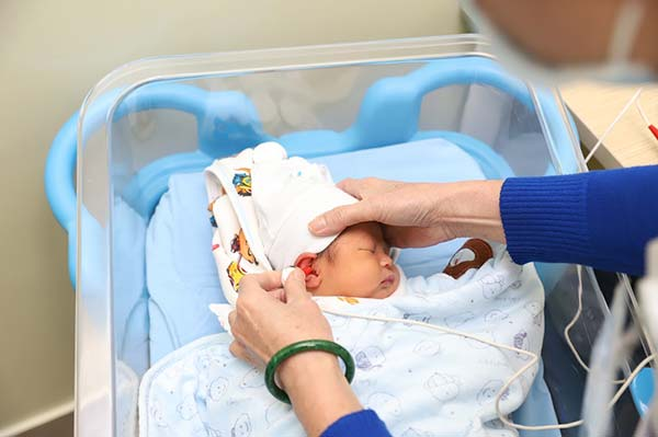Sàng lọc thính lực sớm cho trẻ sơ sinh là cách tốt nhất để phát hiện và điều trị khiếm thính bẩm sinh