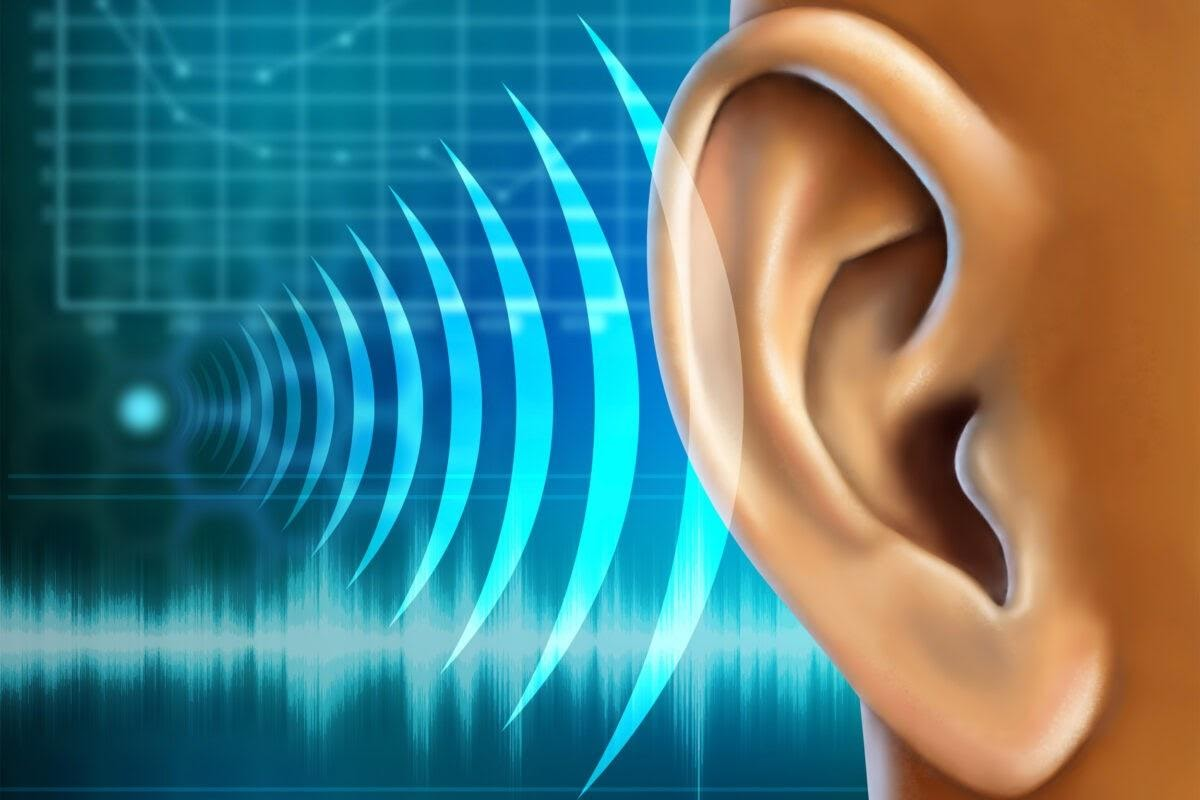 Mất thính lực tần số cao gây ra các vấn đề nghe các âm thanh có cường độ cao