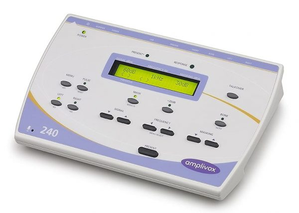 Máy đo thính lực Amplivox 240
