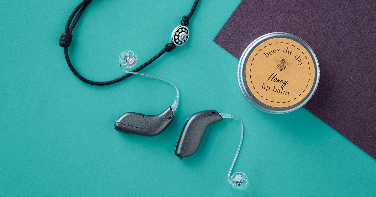 Sản phẩm máy trợ thính thương hiệu Oticon Đan Mạch