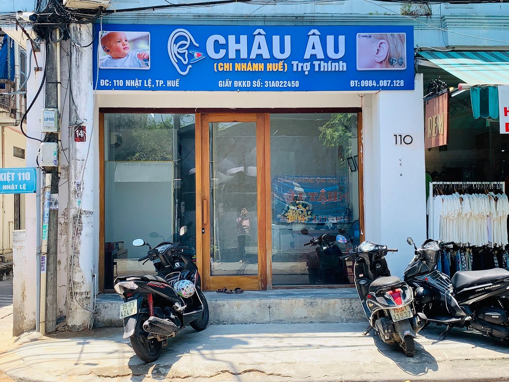 Địa chỉ mua máy trợ thính tại Huế