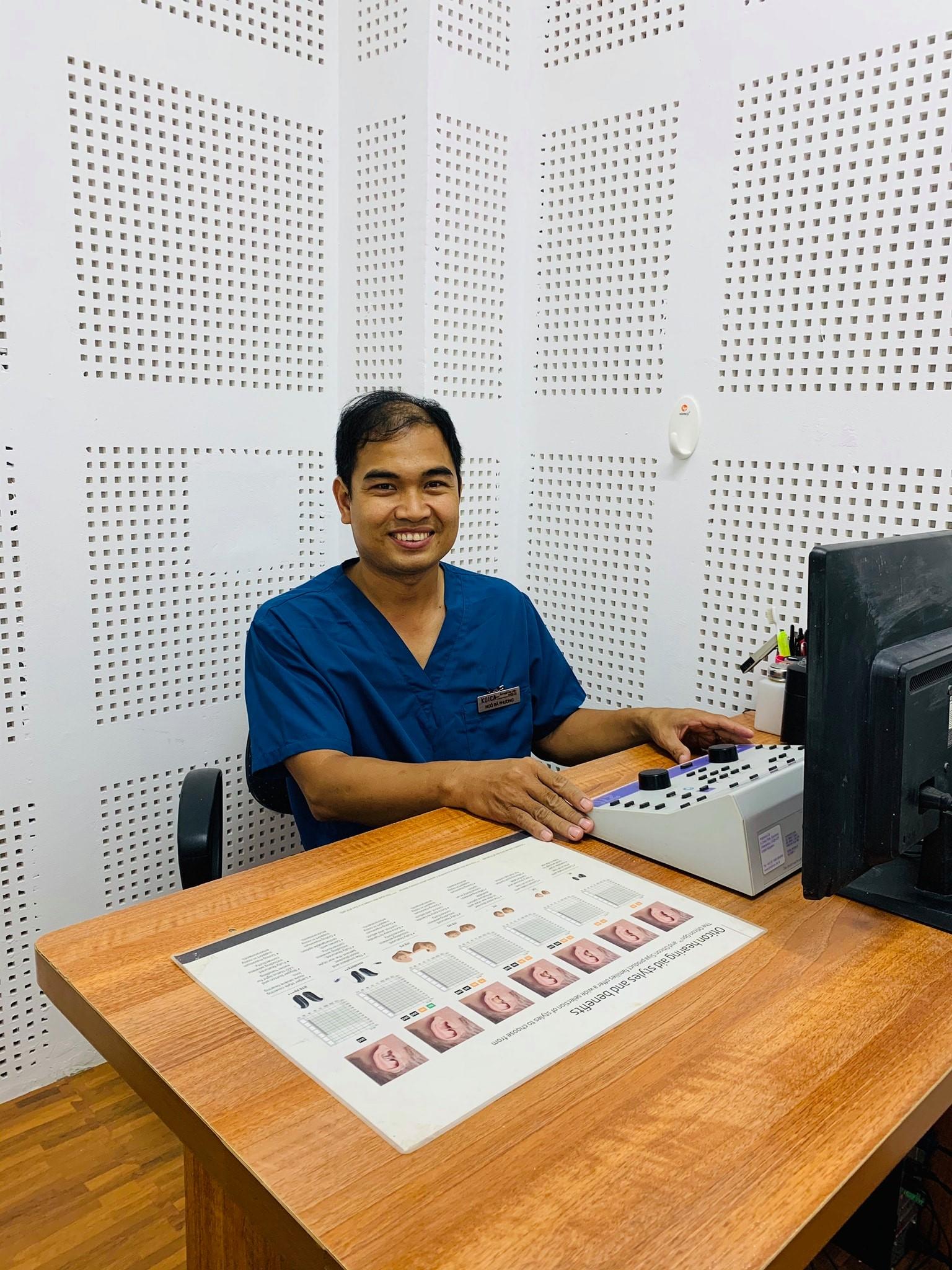 Sự hài lòng của khách hàng là động lực và niềm vui của đội ngũ y bác sỹ tại Trợ Thính Châu Âu chi nhánh Huế